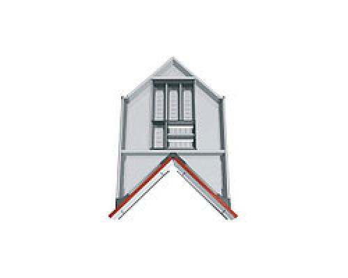 Лотки/разделители 450мм х 282мм для углового шкафа